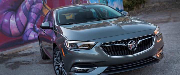 32 A New Buick 2020 New Concept