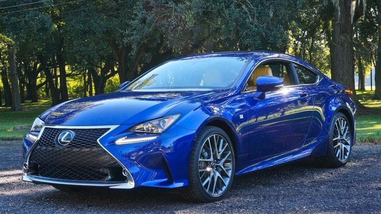 32 A Rcf Lexus 2019 Redesign And Concept