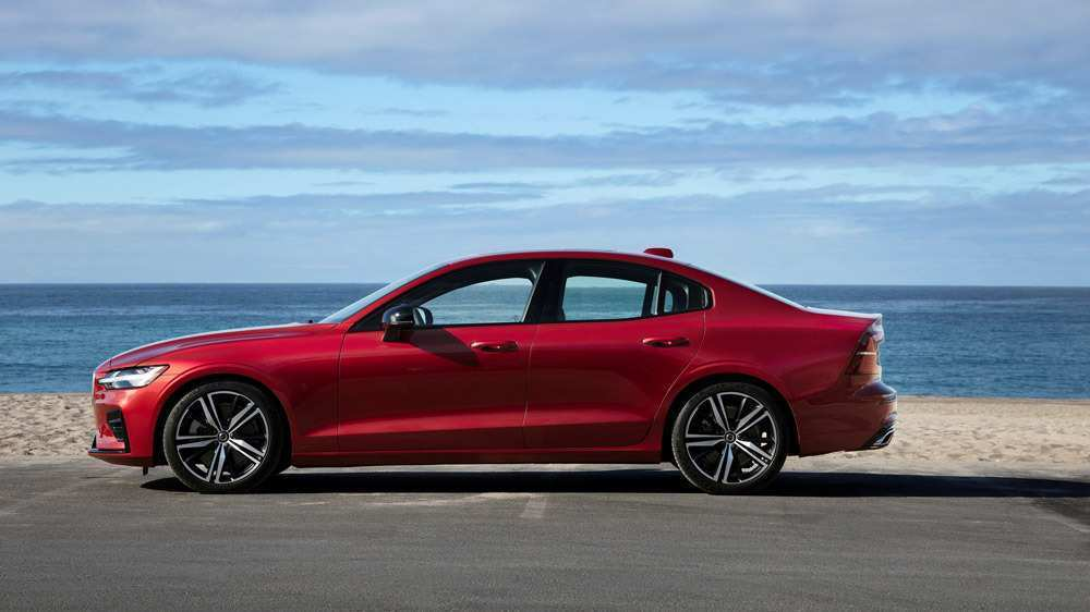 32 A S60 Volvo 2019 Redesign And Review