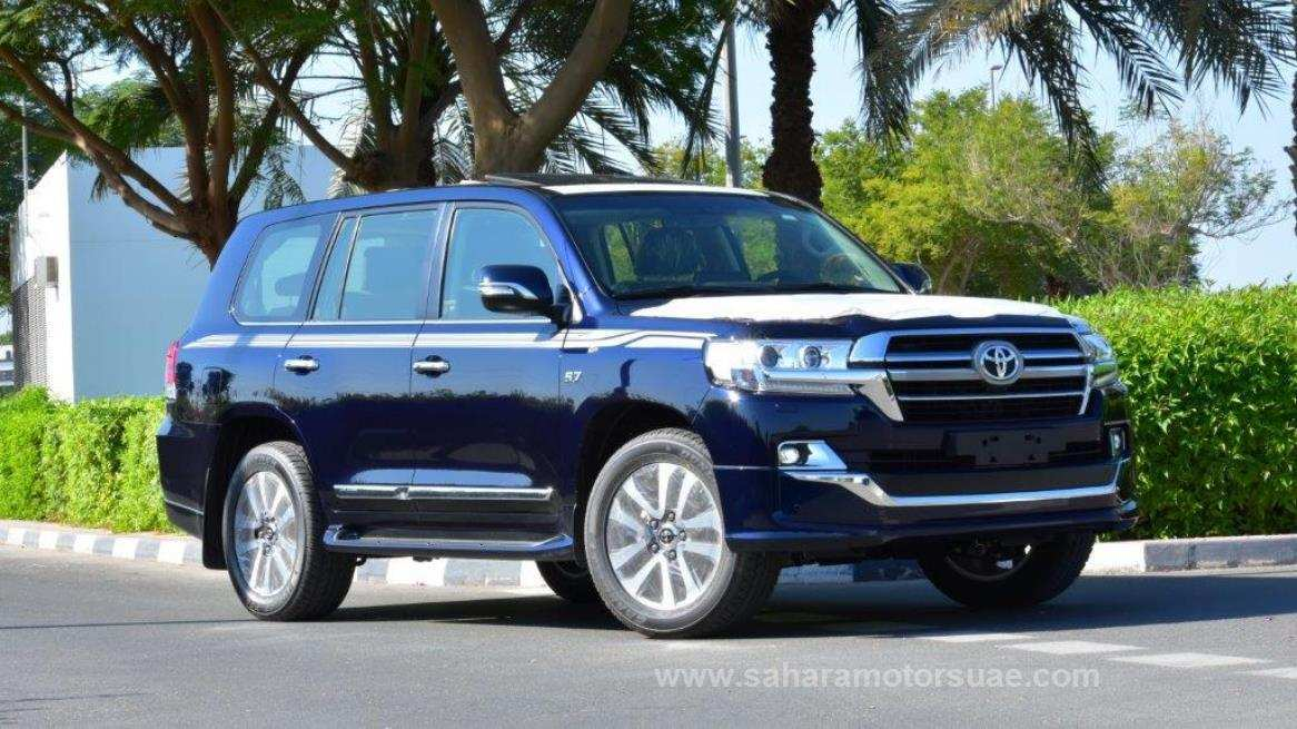 32 A Toyota Land Cruiser V8 2019 Rumors