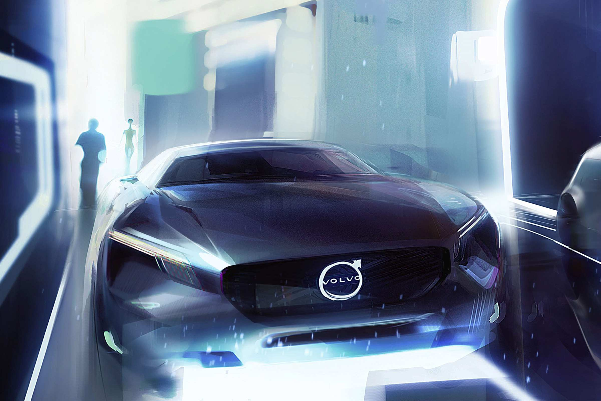 32 A Volvo All Electric Cars By 2019 Exterior