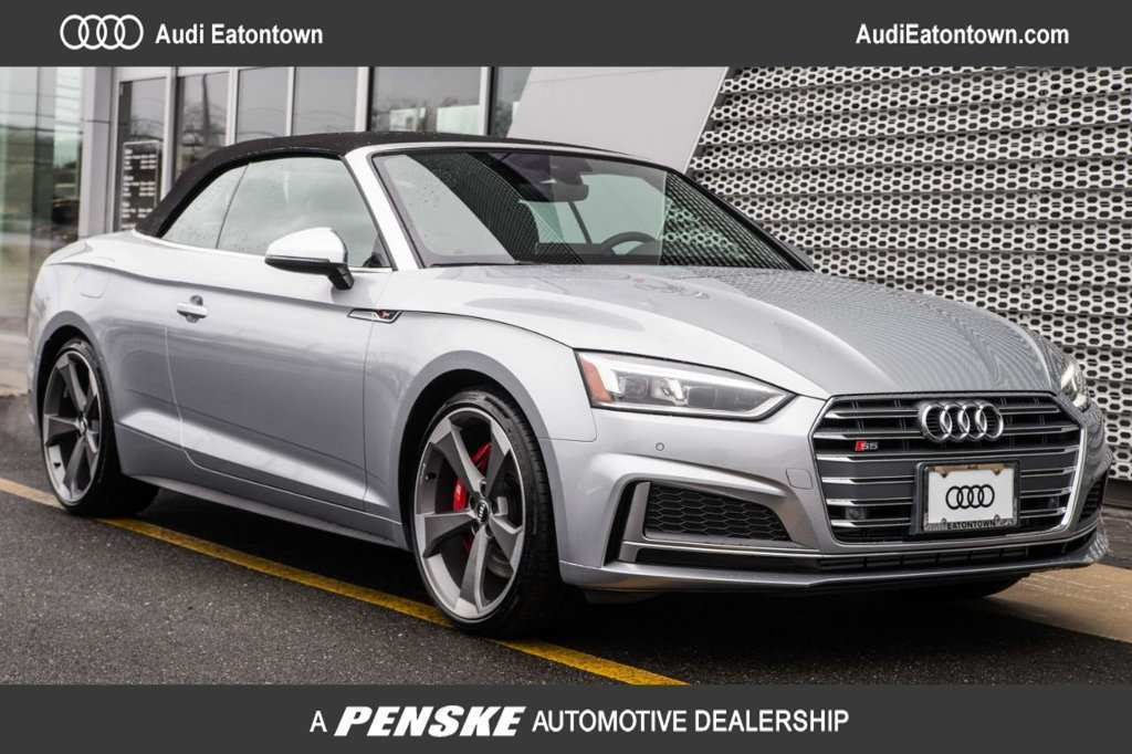 32 All New 2019 Audi S5 Cabriolet Reviews