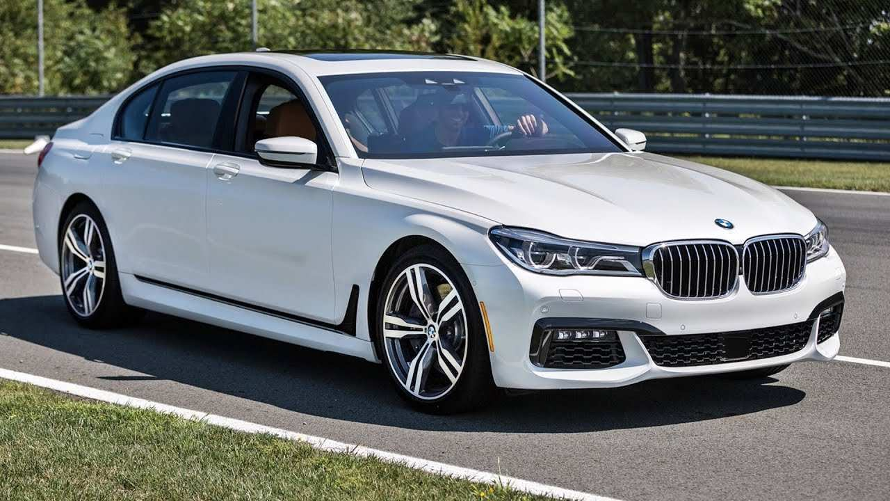 32 All New 2019 BMW 7 Series Release Date And Concept