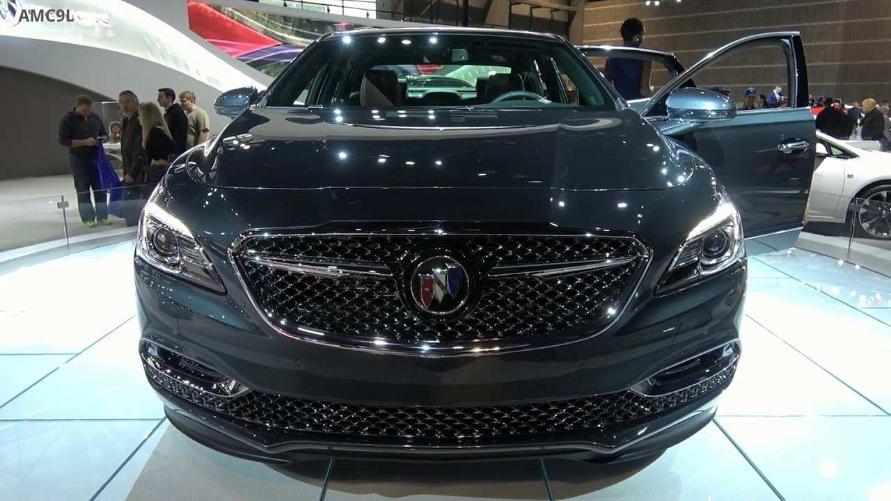 32 All New 2019 Buick Verano Spy History