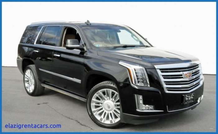 32 All New 2019 Cadillac Escalade V Ext Esv New Review