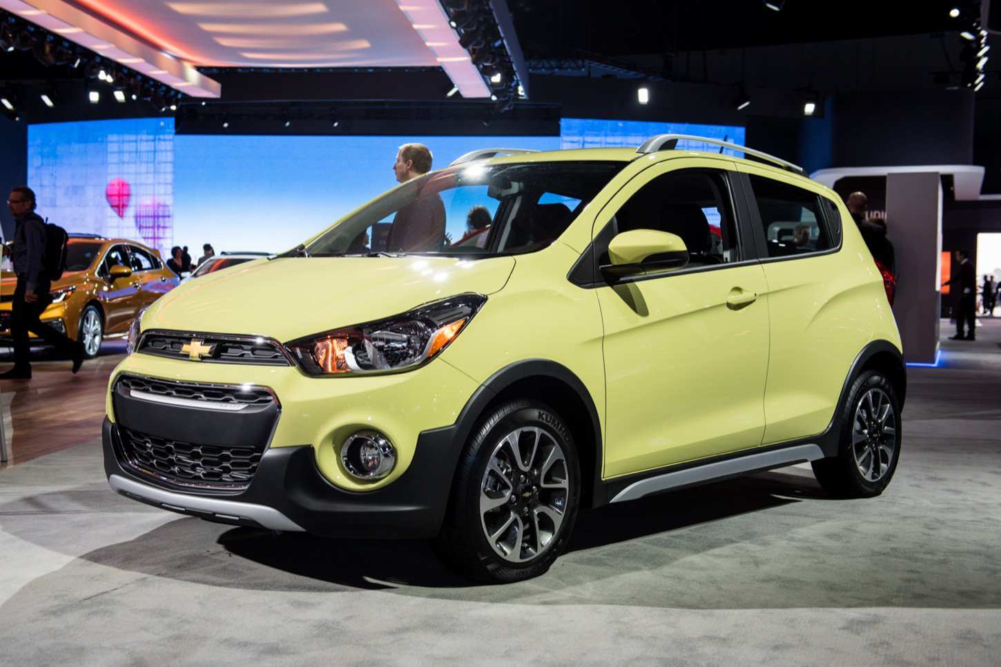 32 All New 2019 Chevrolet Spark First Drive