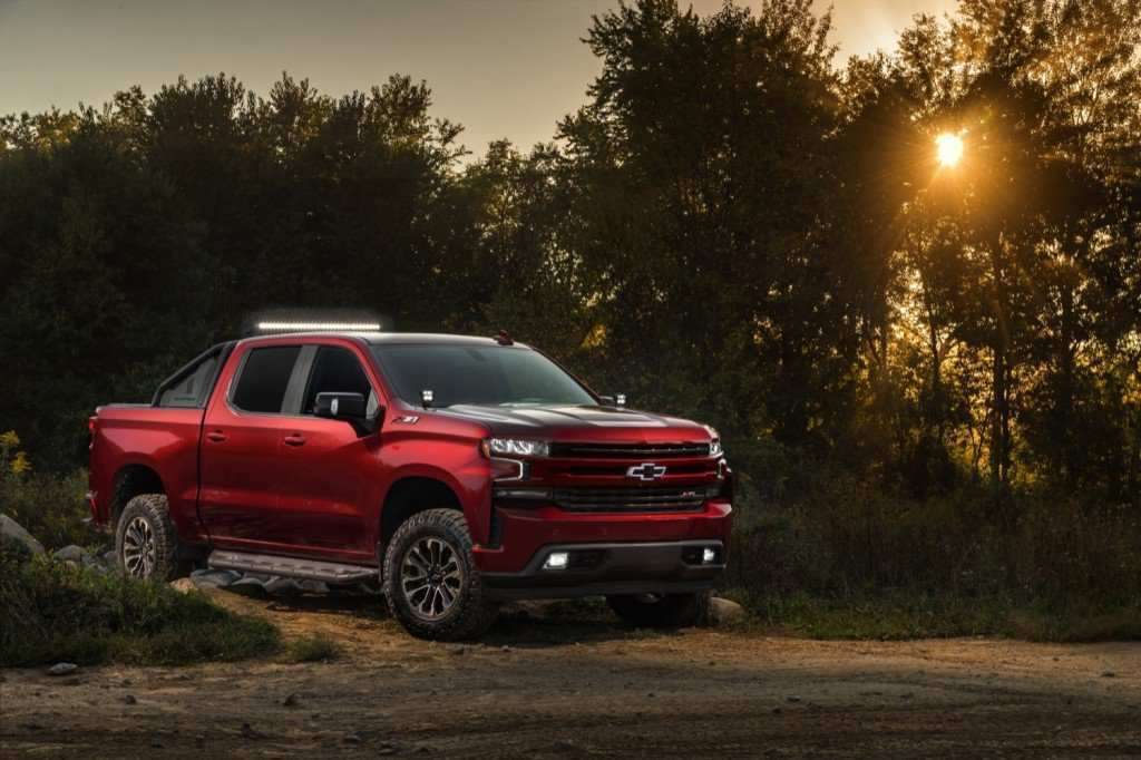 32 All New 2019 Chevy Blazer K 5 Performance And New Engine