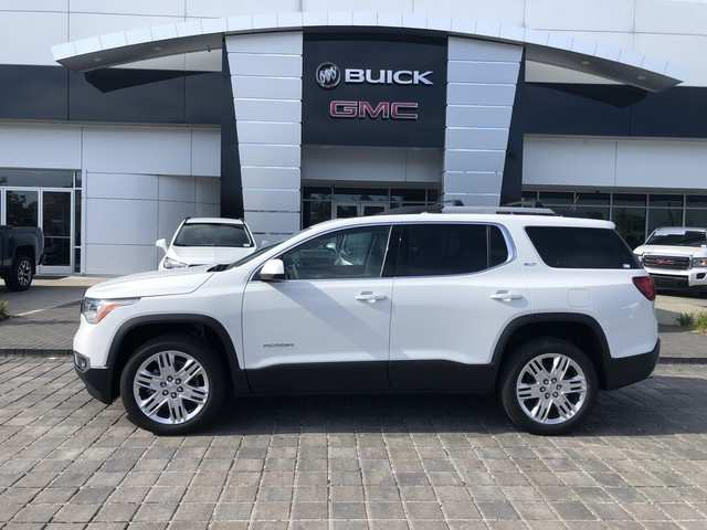 32 All New 2019 GMC Acadia Speed Test