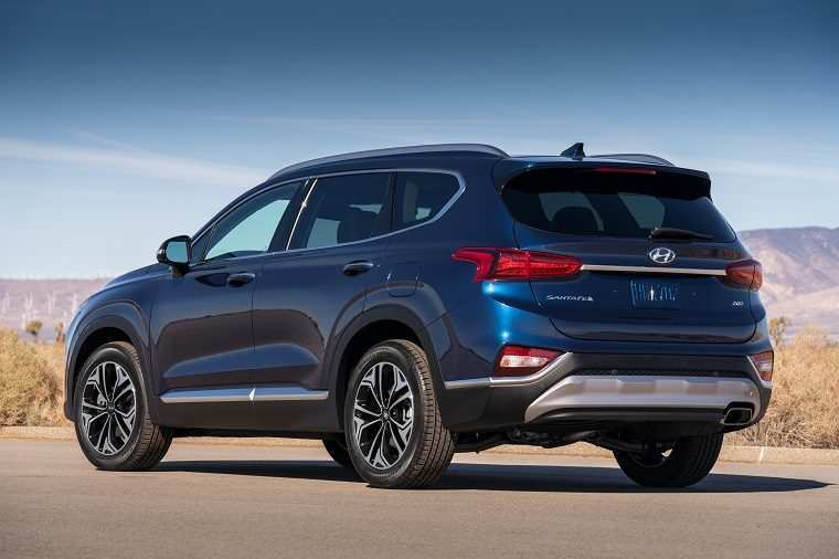 32 All New 2019 Hyundai Santa Fe First Drive