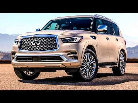 32 All New 2019 Infiniti Qx80 Suv New Model And Performance