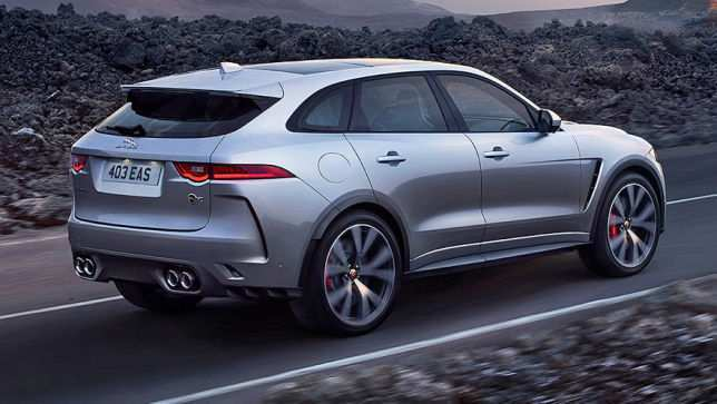 32 All New 2019 Jaguar F Pace Svr 2 Review And Release Date