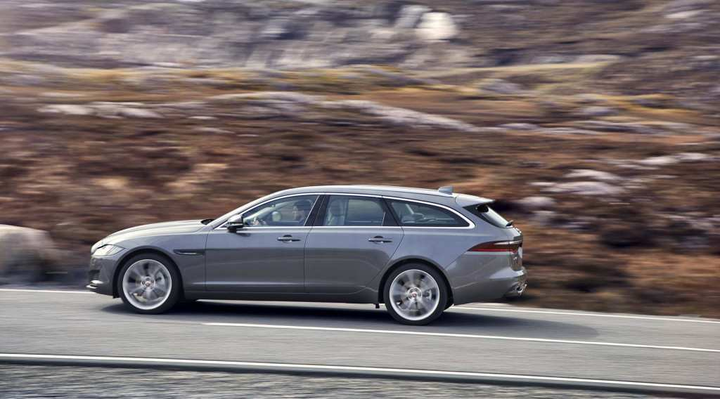 32 All New 2019 Jaguar XF Redesign