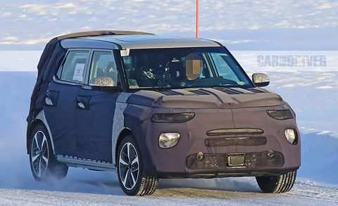 32 All New 2019 Kia Soul Awd Interior