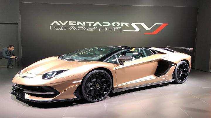 32 All New 2019 Lamborghini Aventador Price Design And Review