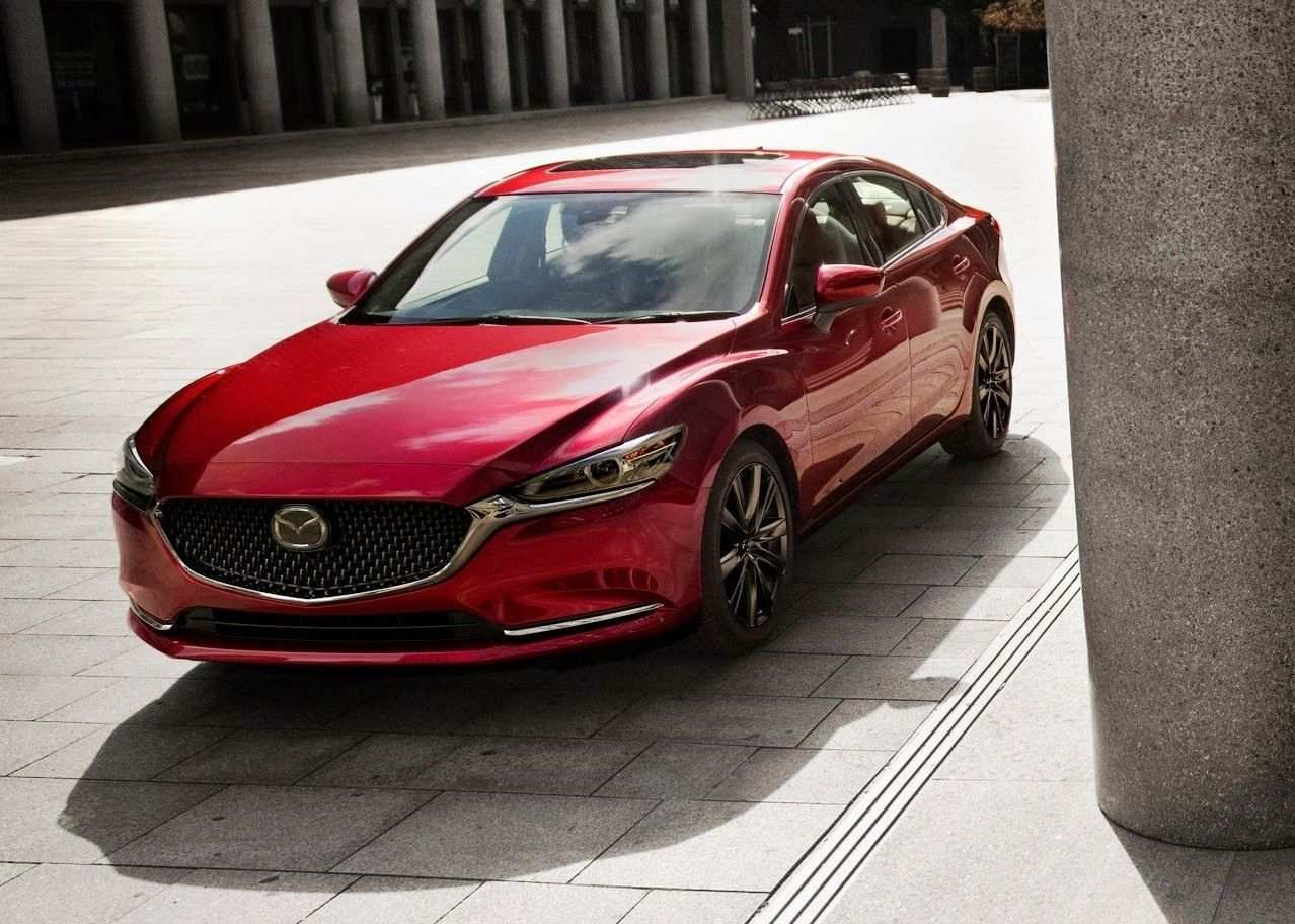 32 All New 2019 Mazda 6 Turbo 0 60 Redesign And Concept