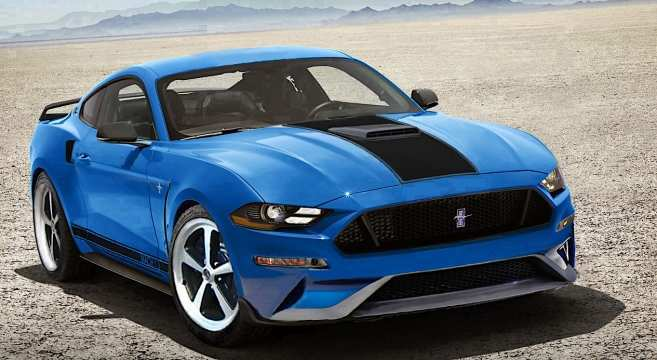32 All New 2019 Mustang Mach Release Date