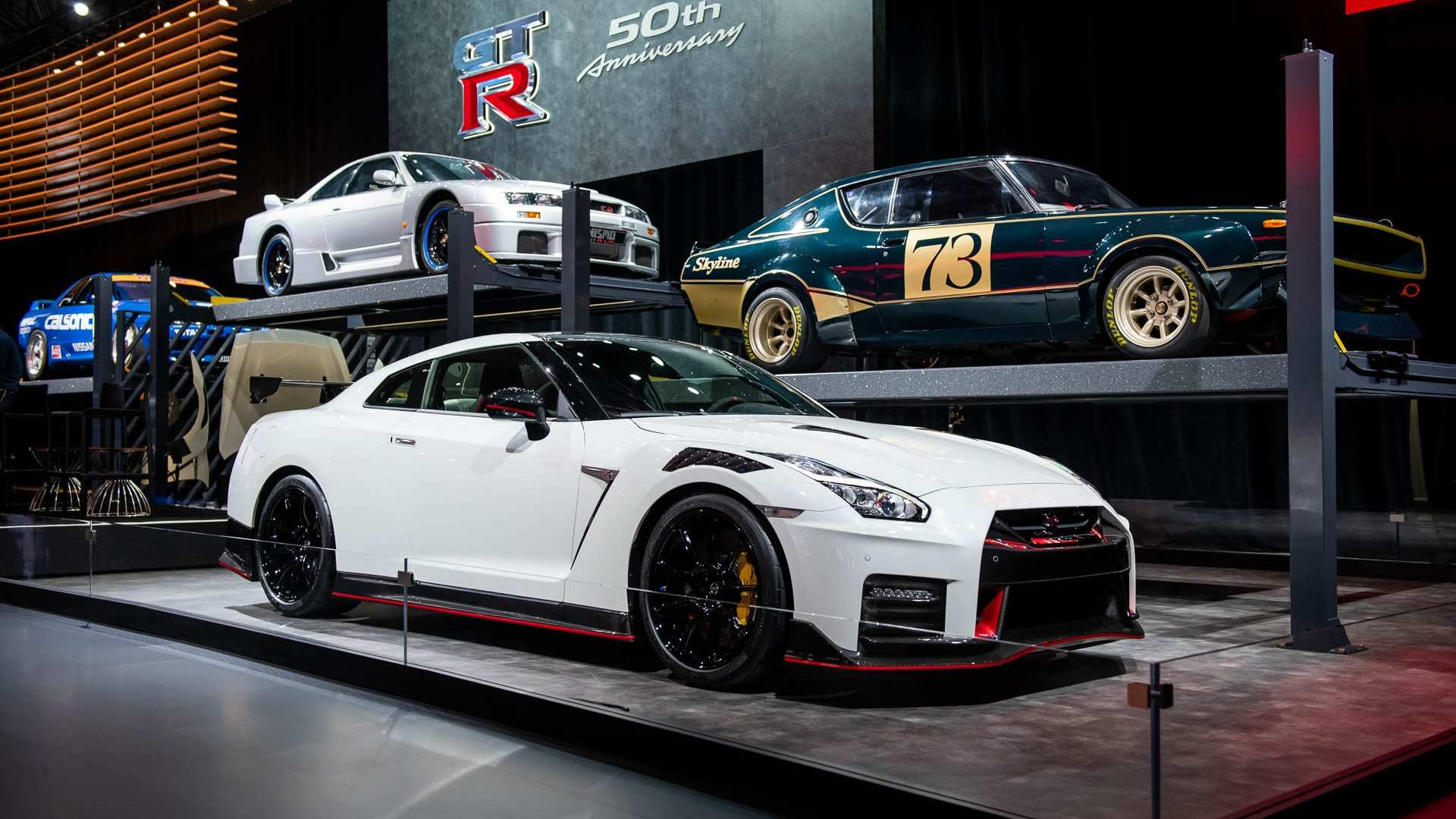 32 All New 2019 Nissan Gtr Nismo Hybrid Overview
