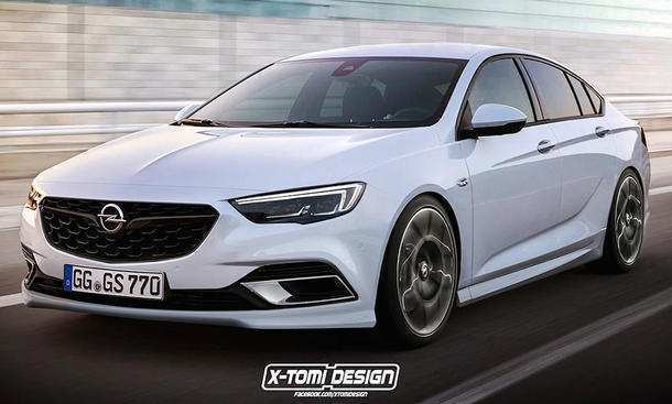 32 All New 2019 Opel Insignia Images