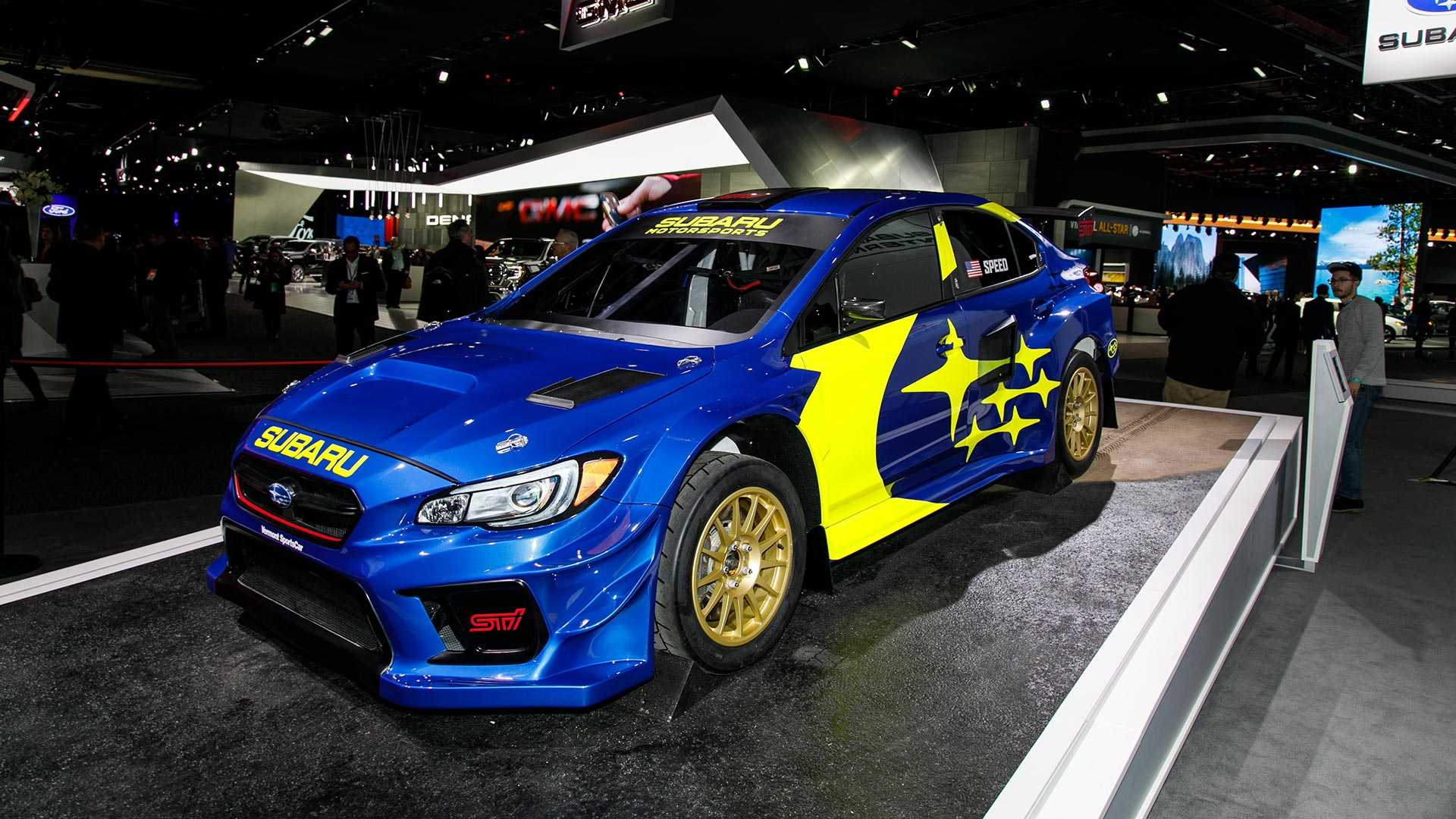 32 All New 2019 Subaru Brz Sti Redesign And Review
