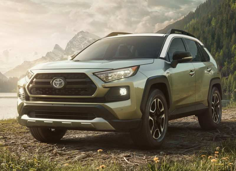 32 All New 2019 Toyota Rav4 Jalopnik Spy Shoot