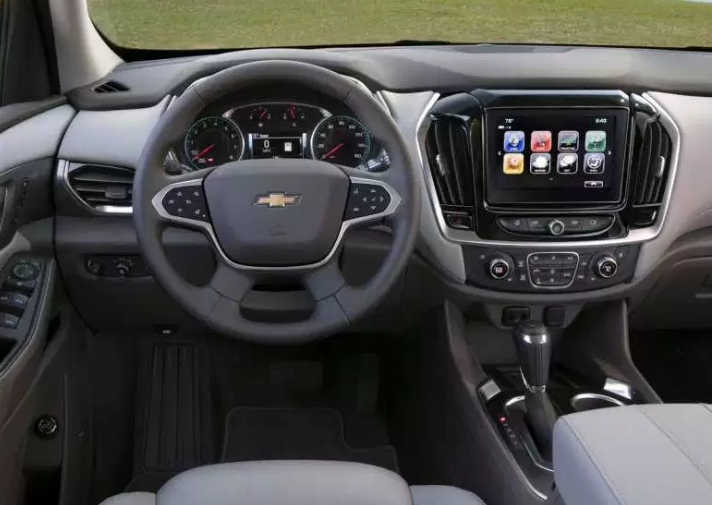 32 All New 2020 Chevrolet Traverses Price And Review