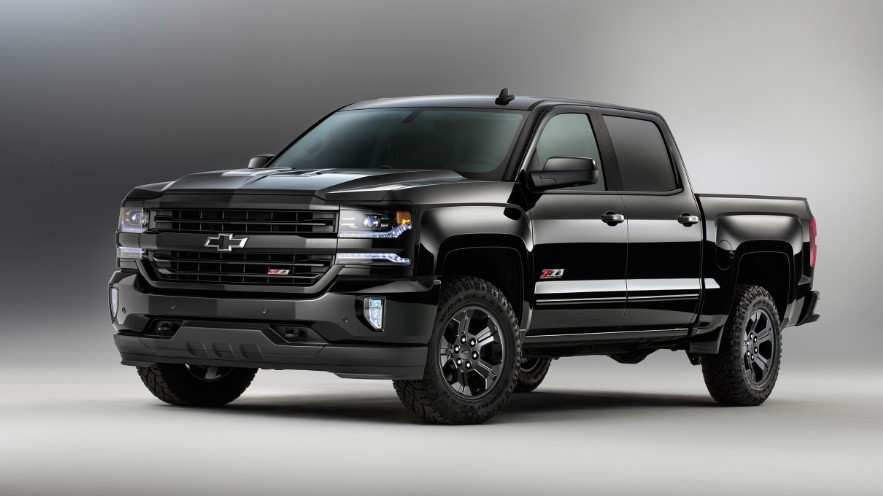 32 All New 2020 Chevy Cheyenne Ss Style