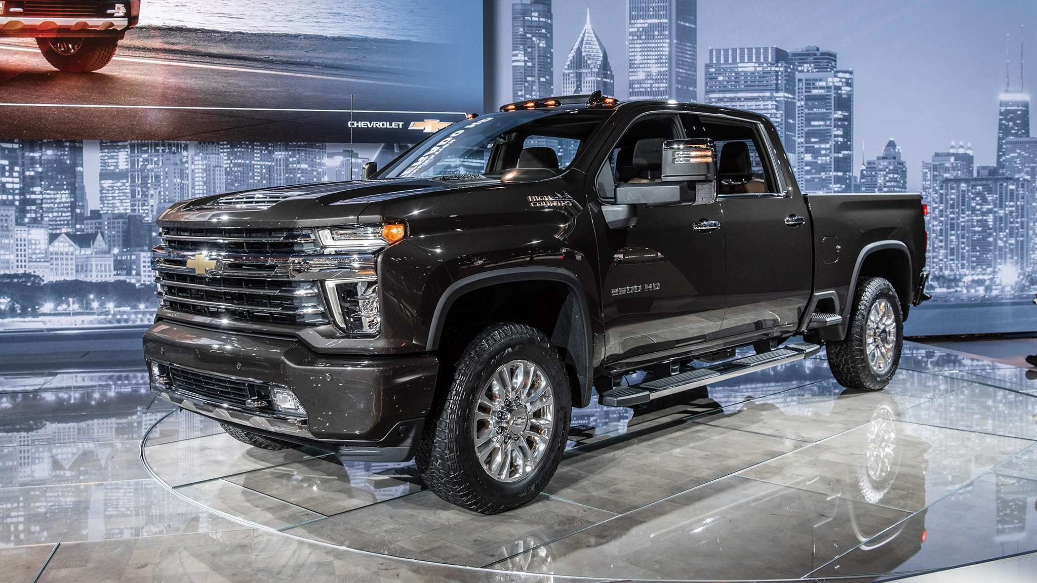 32 All New 2020 Chevy Silverado Hd New Model And Performance