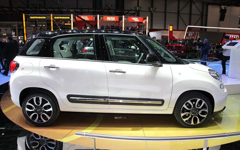 32 All New 2020 Fiat 500L Redesign And Concept
