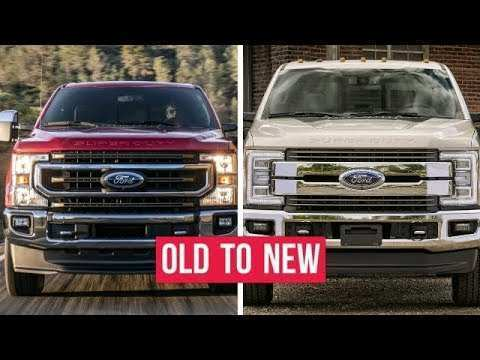 32 All New 2020 Ford F 250 Spesification