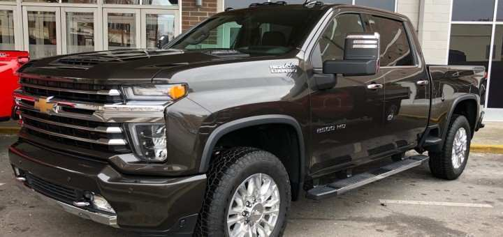 32 All New 2020 GMC Hd Interior Price And Release Date