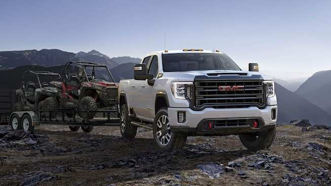 32 All New 2020 GMC Sierra Build And Price Release Date And Concept