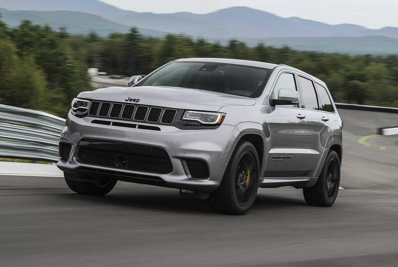 32 All New 2020 Grand Cherokee Srt Hellcat Reviews