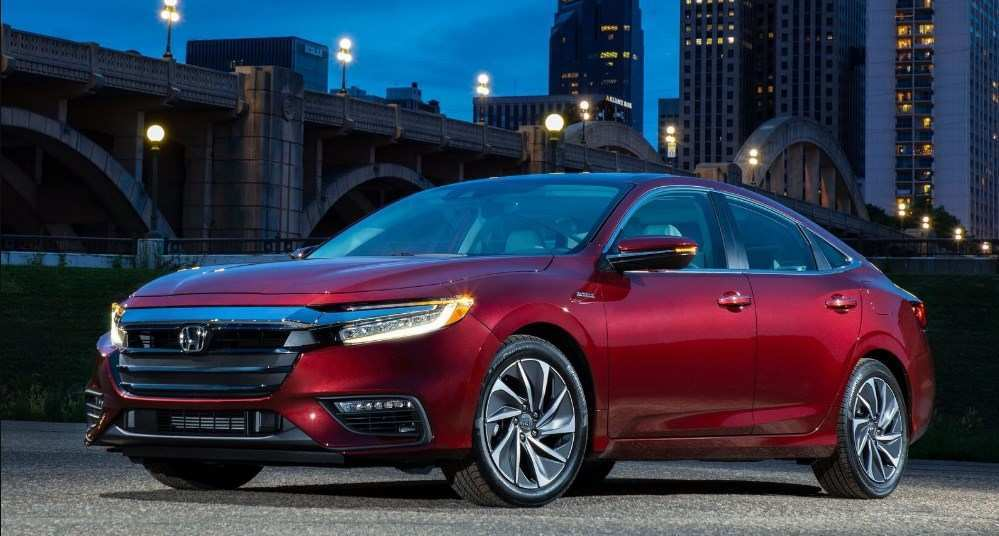 32 All New 2020 Honda Accord Performance And New Engine