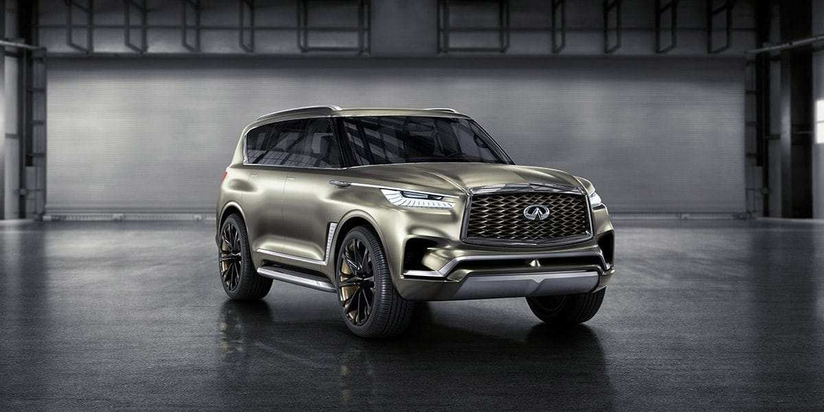 32 All New 2020 Infiniti QX80 Price And Review