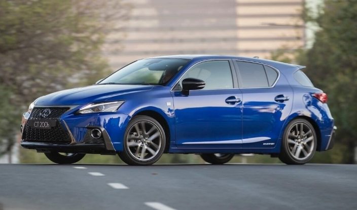 32 All New 2020 Lexus CT 200h Pictures