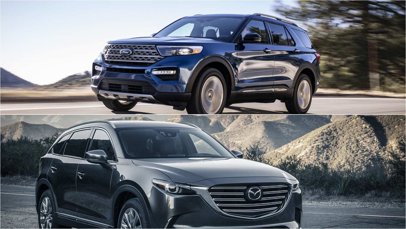 32 All New 2020 Mazda CX 9 New Review