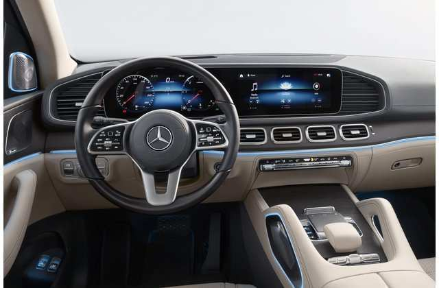 32 All New 2020 Mercedes GLS Model