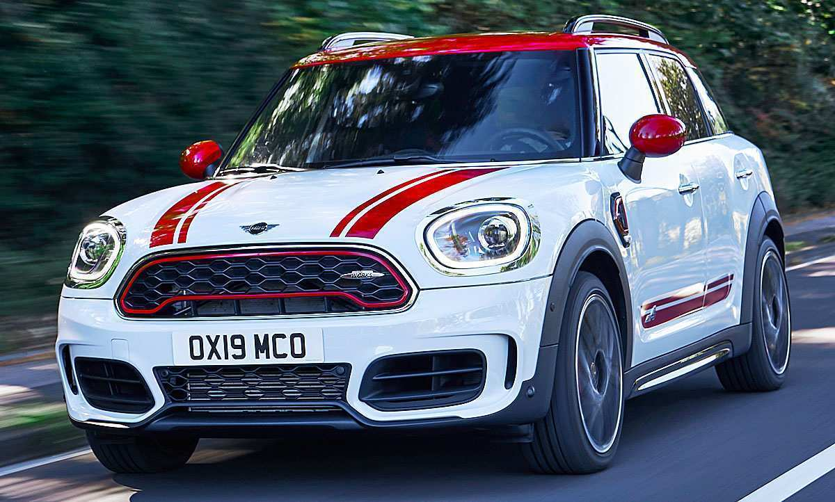 32 All New 2020 Mini Countryman Exterior