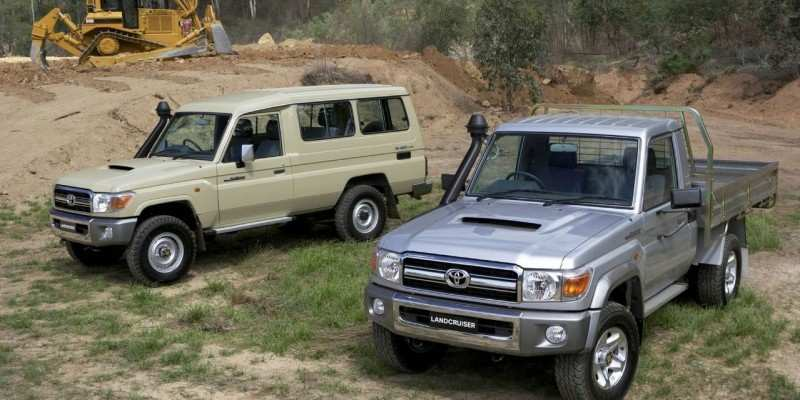 32 All New 2020 Toyota Land Cruiser Concept And Review
