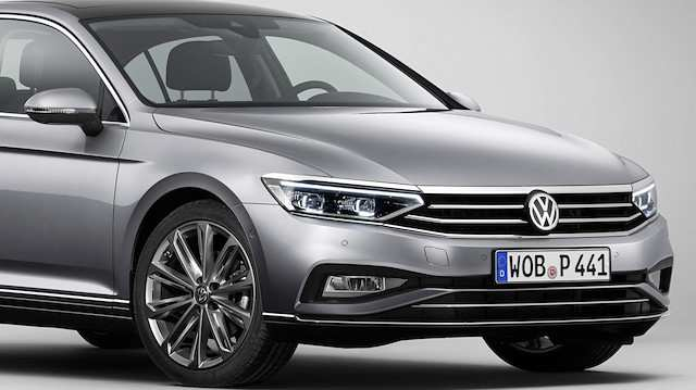 32 All New 2020 Volkswagen CC Spy Shoot