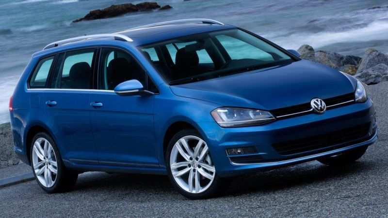 32 All New 2020 Volkswagen Golf Sportwagen Photos