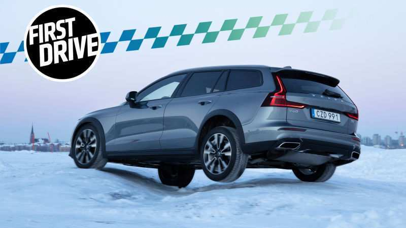 32 All New 2020 Volvo V60 Cross Country Overview