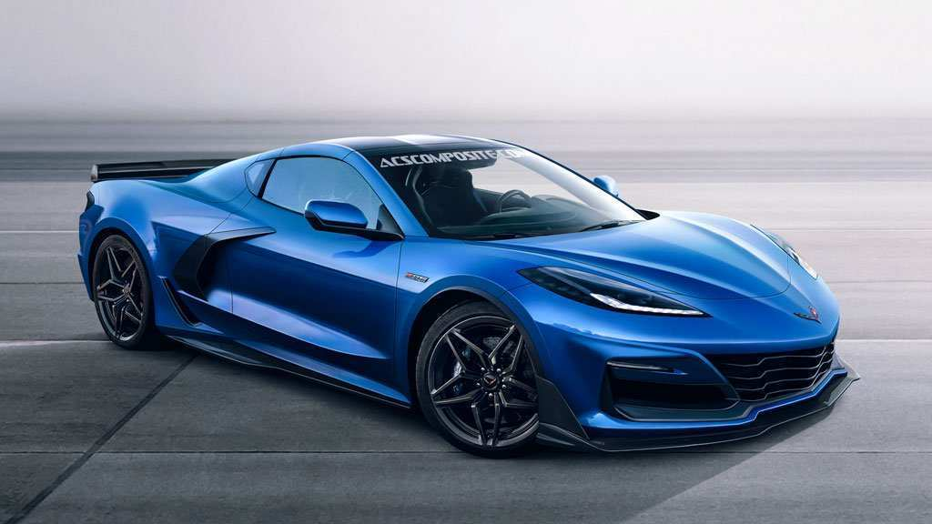 32 All New Chevrolet Corvette 2020 Redesign