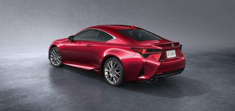 32 All New Lexus 2019 Coupe Research New