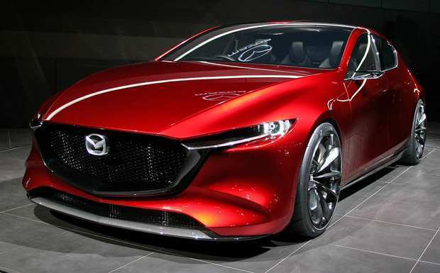 32 All New Mazda Kai 2019 New Concept