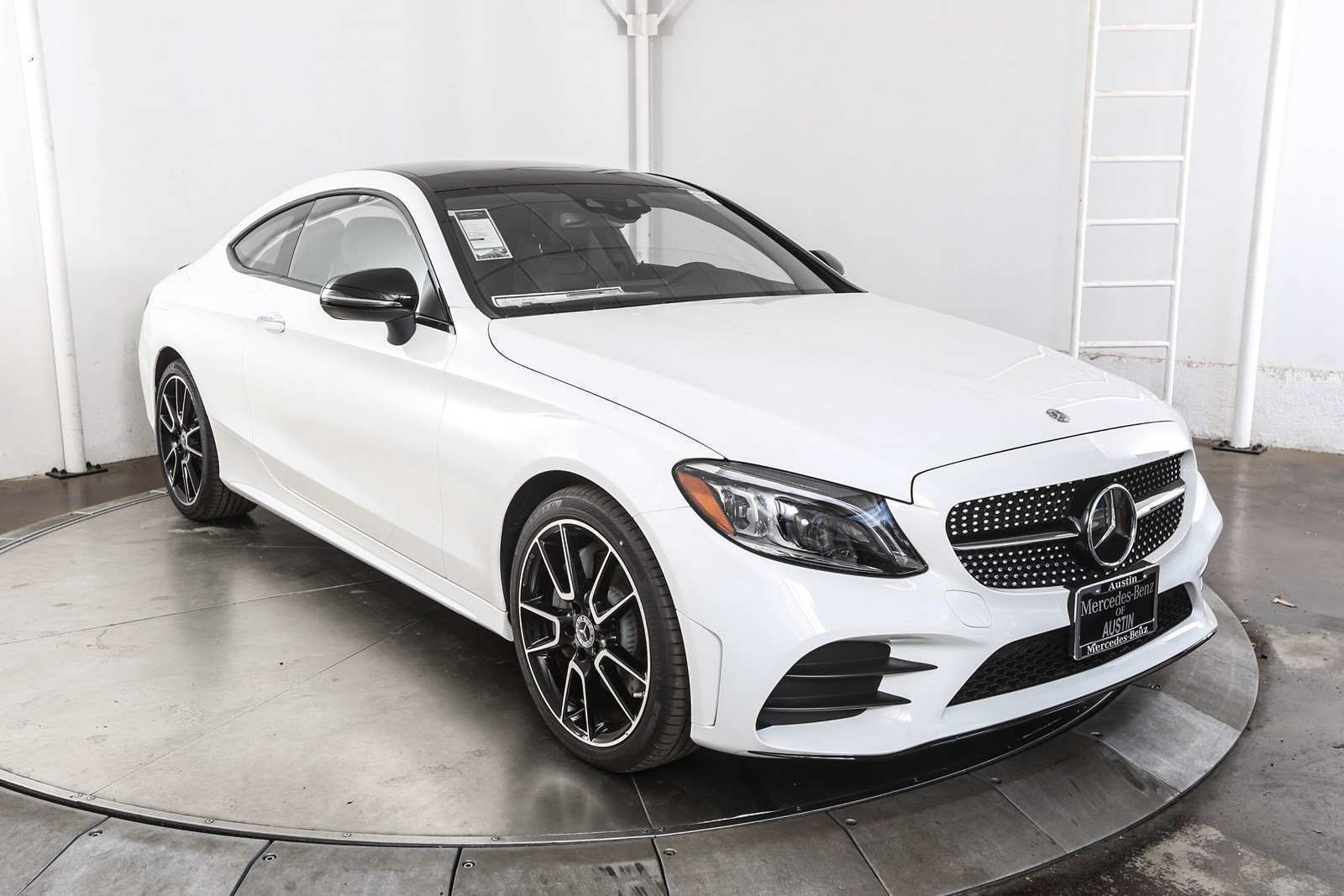 32 All New Mercedes C Class Coupe 2019 Spesification