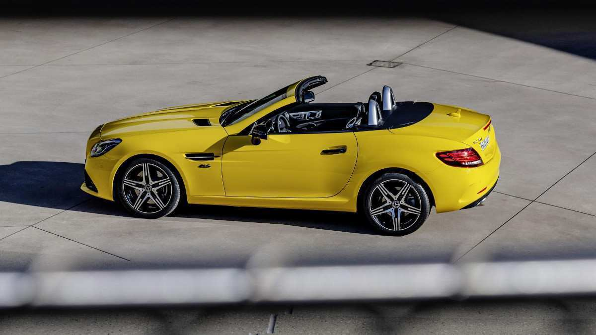 32 All New Mercedes Slc 2019 Review And Release Date