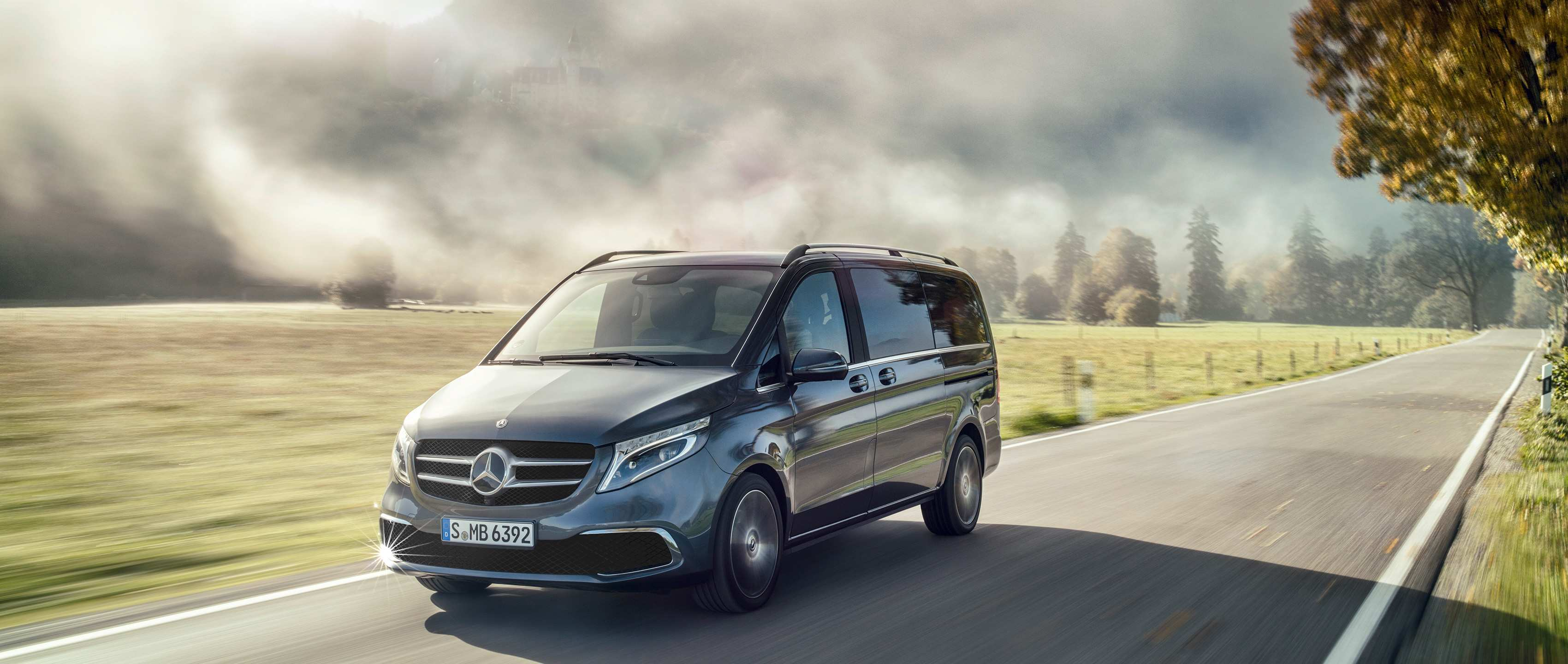 32 All New Mercedes V Klasse 2019 Specs