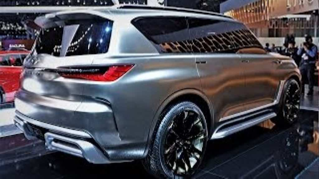 32 All New Nissan Y62 2020 Redesign And Concept