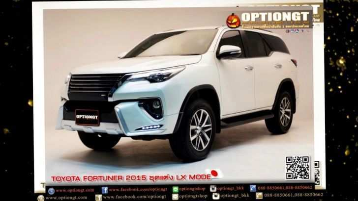 32 All New Toyota Fortuner Facelift 2020 India Performance